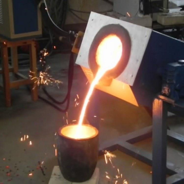 上海厂家直销 中频熔炼炉 型号DLZ-15中频电源 小型熔炼电炉 上海天覆 质保一年