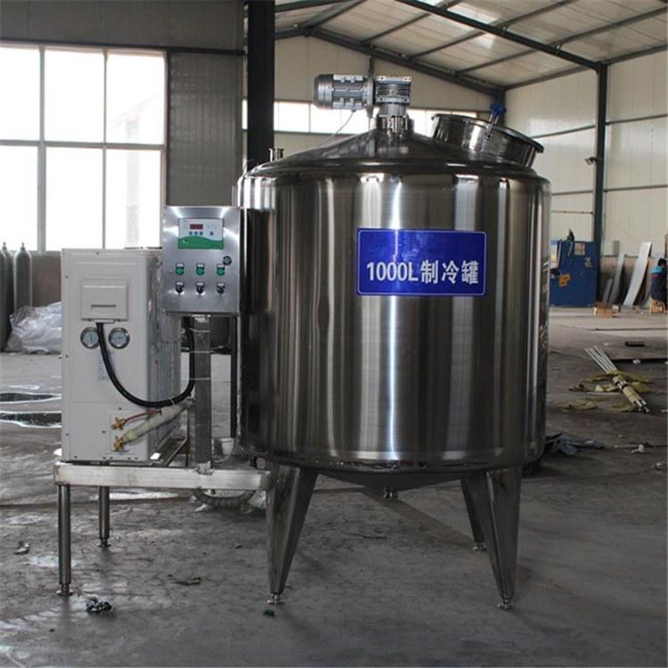 巴氏奶生产线 牧场用牛奶生产线 酸奶发酵罐