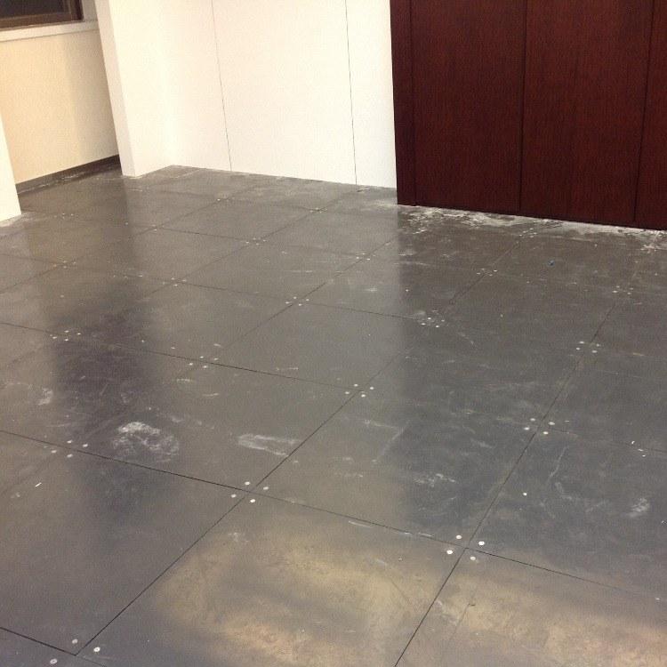 广州OA办公地板  600网络地板厂家批发