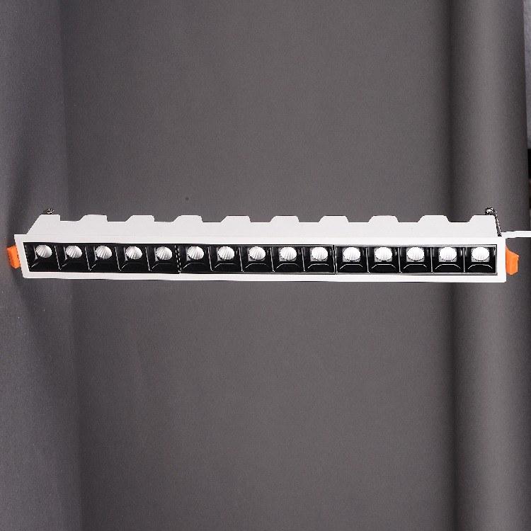 广东照明 厂家定制直销 卓越系列 线型射灯 SMD办公射灯