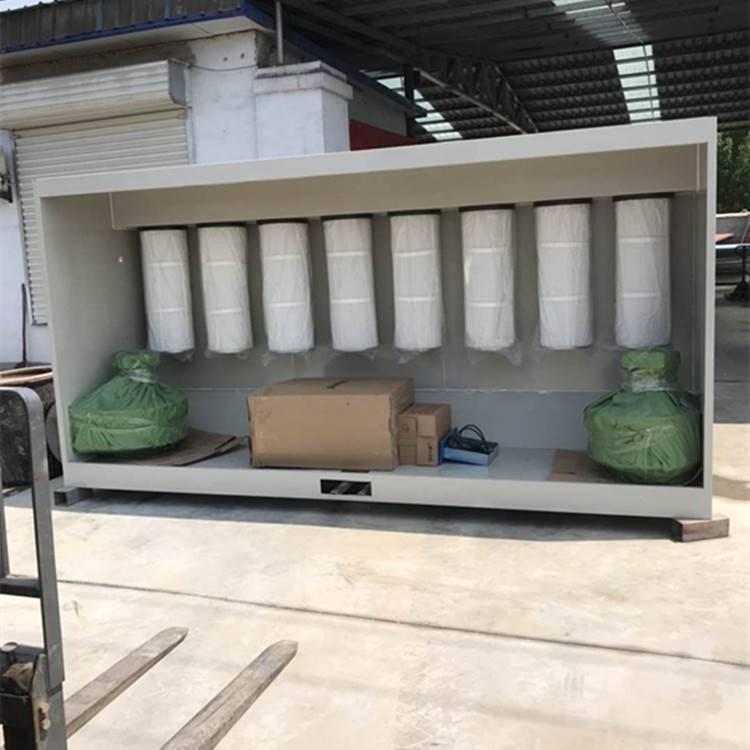 家旭   喷涂粉末回收机 塑粉回收柜