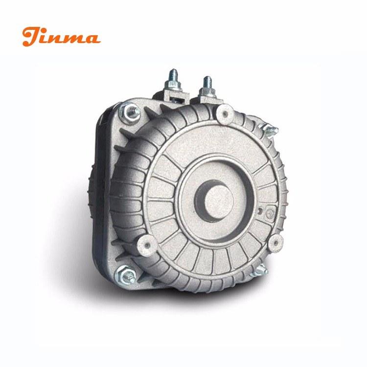 冷凝器散热器蒸发器用制冷设备马达电动机4极式冷柜罩极电机风机