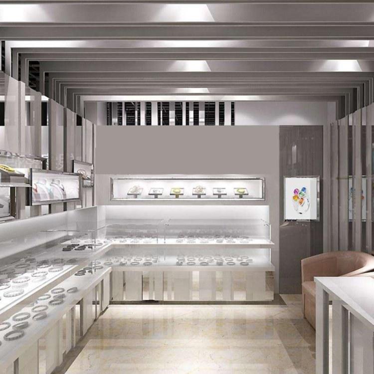 郑州钛合金展柜定做 亿普迪现货供应 钛合金展柜专业定做生产厂家