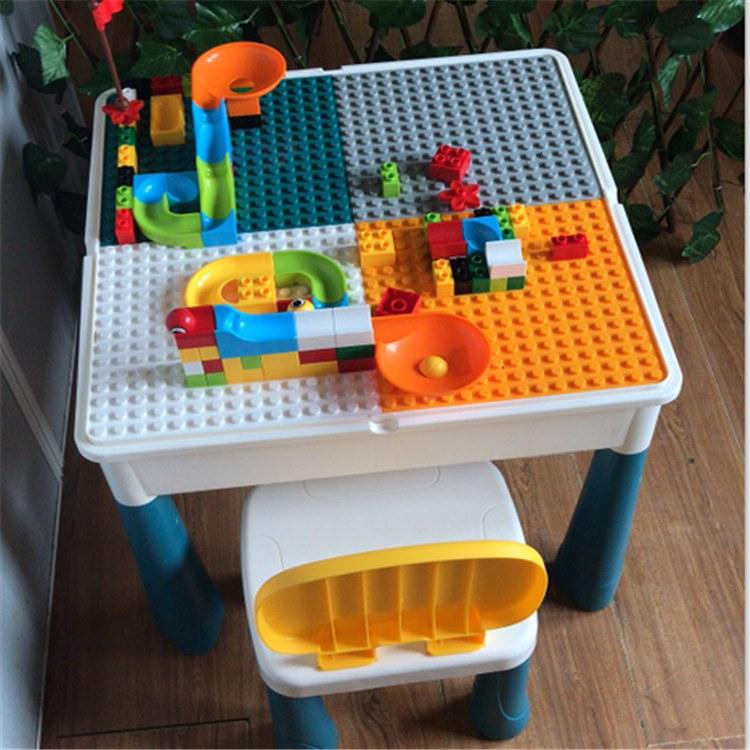 儿童积木桌  积木方桌  博康生产  厂家价格  物美价廉