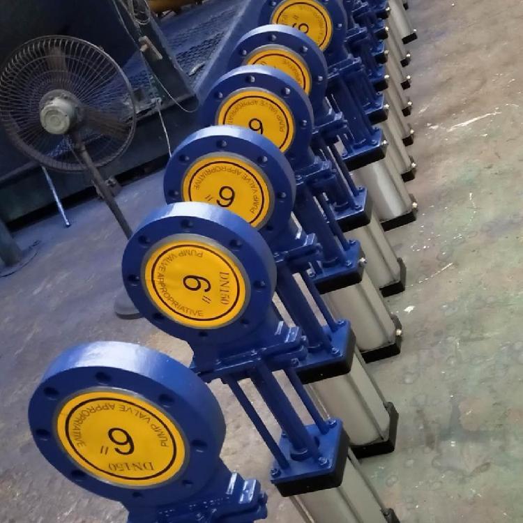 电液动刀闸阀,PZ973H电动刀形闸阀,气动刀形闸阀