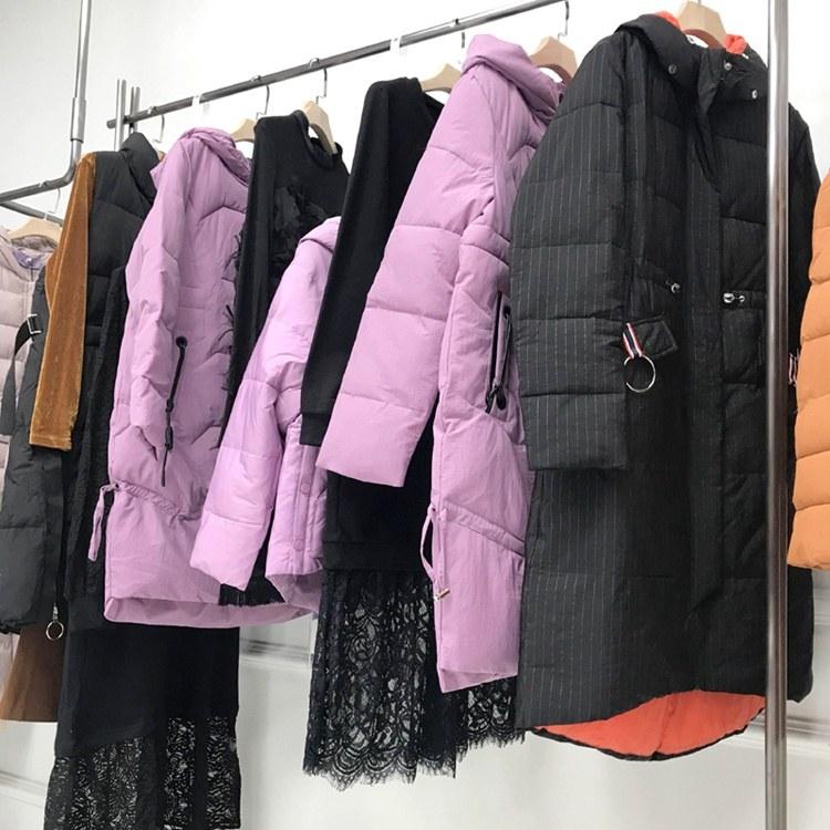 19新款米莱女装 衣服女装尾货 开服装店货源