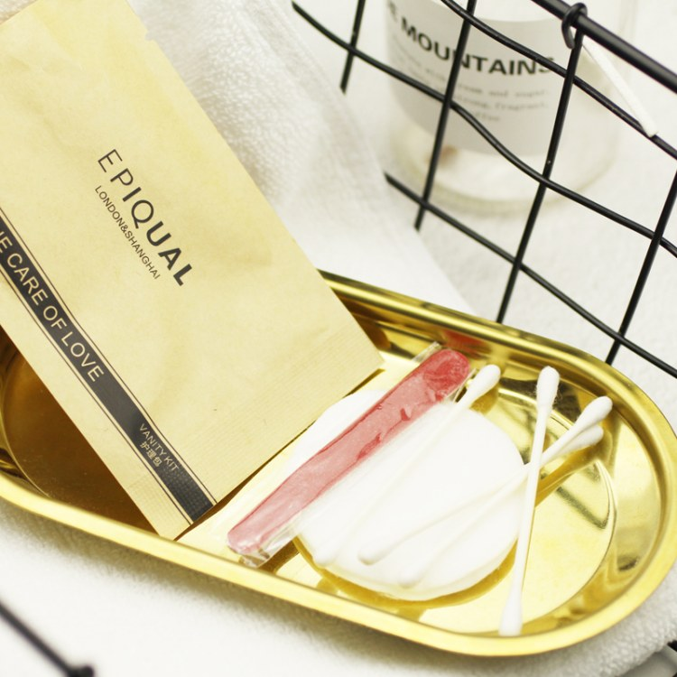 伊兰美品牌 一次性用品 酒店宾馆牙刷梳子 酒店六小件 量大优惠 客房易耗品 厂家直销