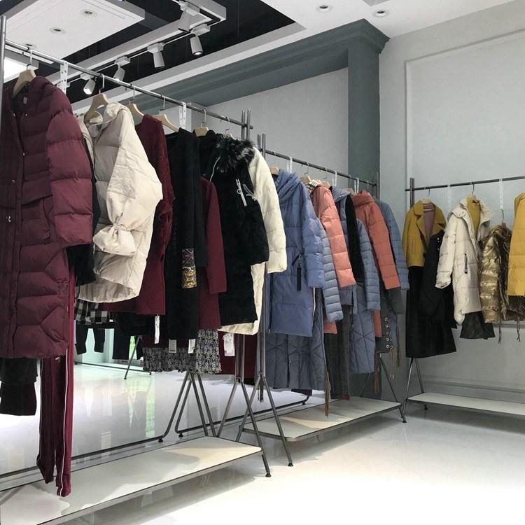 米莱品牌批发女装 衣服批发市场进货渠道 正品服装货源