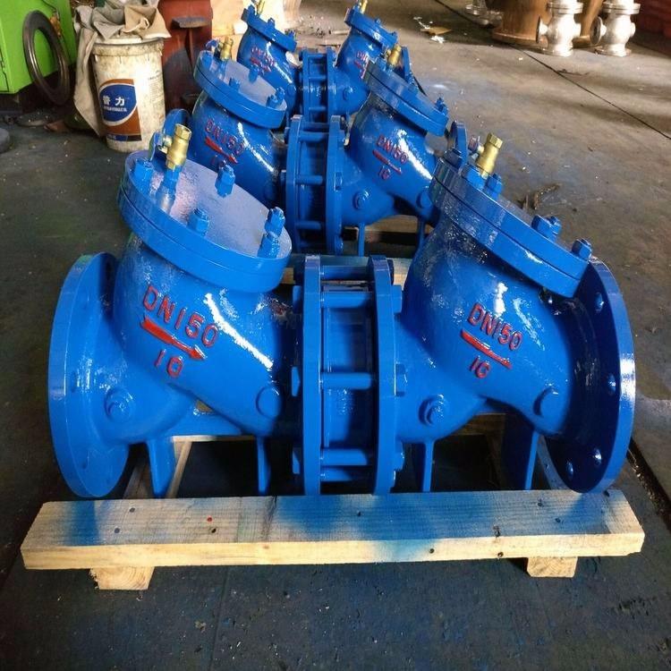 厂家直销 HS41X-2 防污隔断阀 倒流防止器水力控制阀