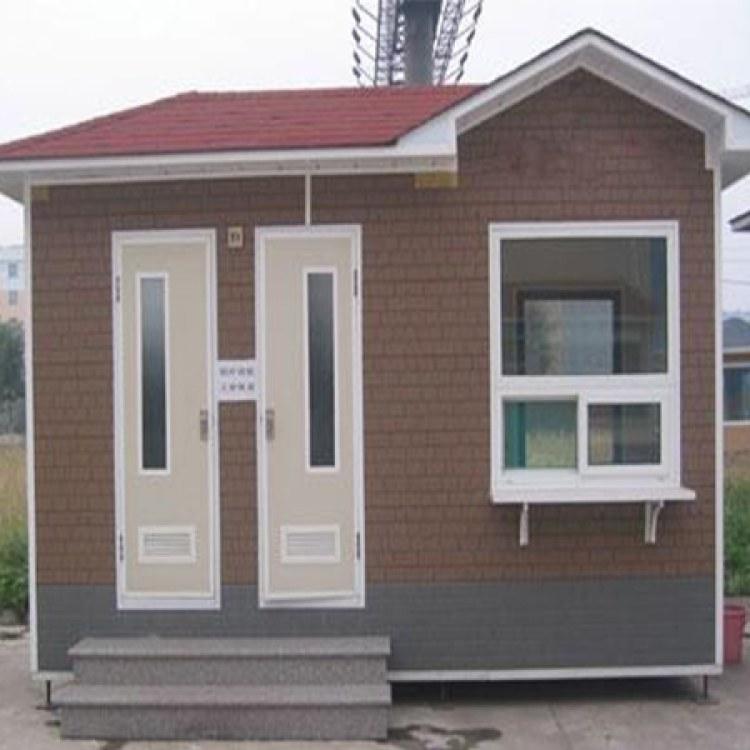 重庆移动厕所安装 优找铭原钢结构 因为专注 所以高质量 服务好