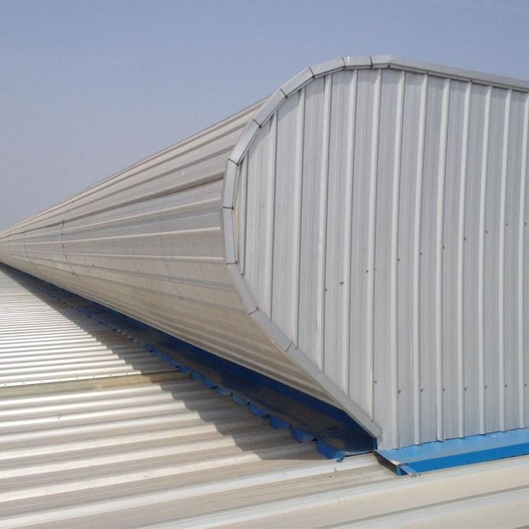 厂家制造条形气楼排风天窗电动幕墙通风器