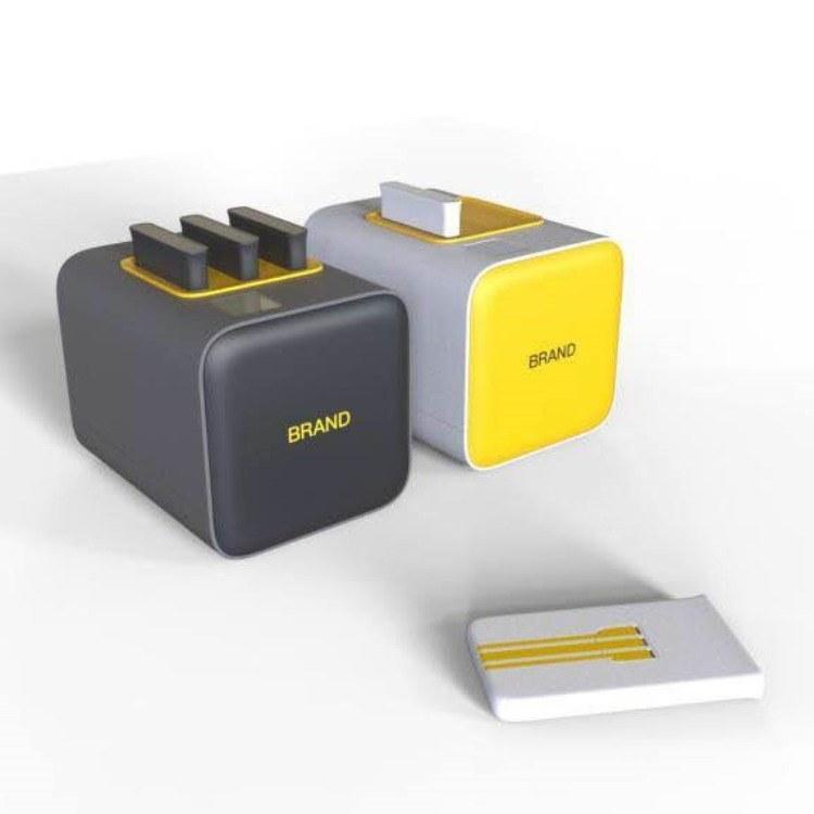 中电核心 共享移动充电宝机柜 三线合一共享充电宝