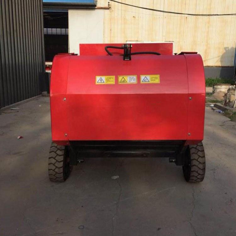 程煤秸秆粉碎打捆机  回收机  厂家直销农用高效秸秆粉碎打捆机