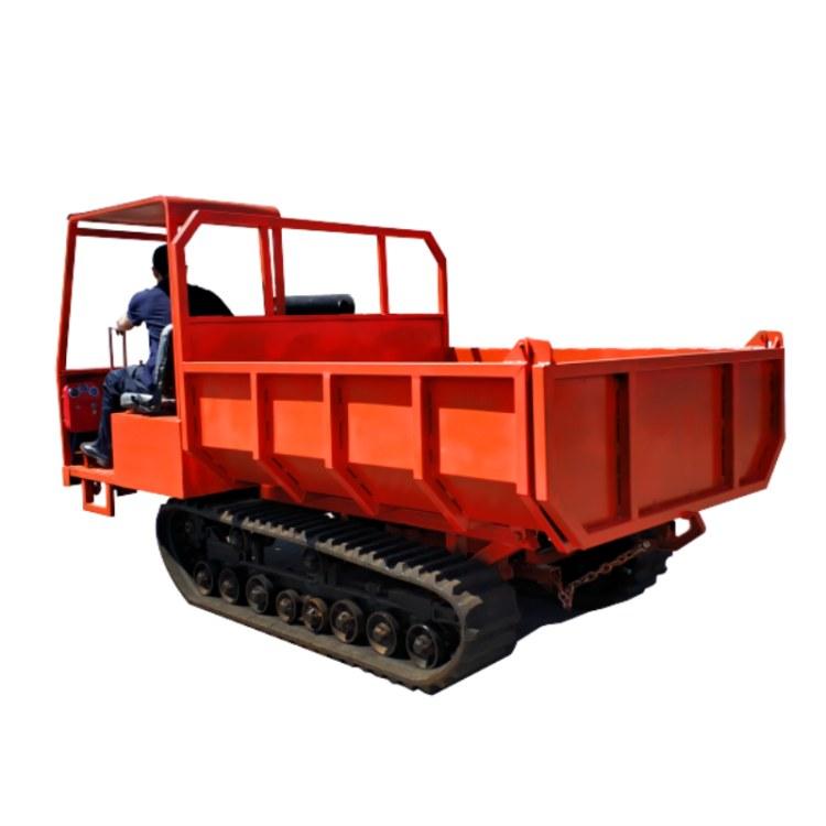 程煤履带运输车1吨   水利改造搬运车 多功能履带运输车厂家直销