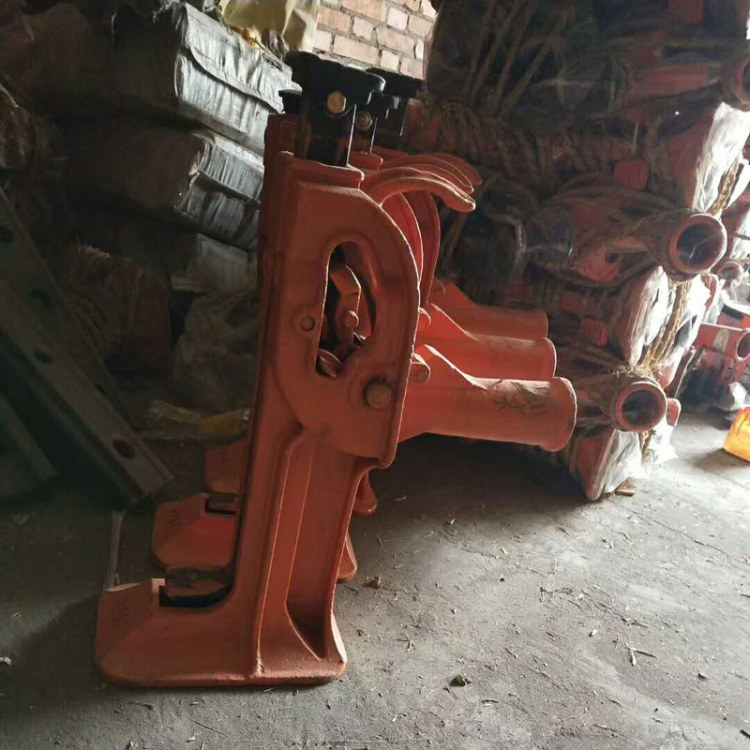 程煤起道机 摇杆千斤顶手摇起道器 T齿条式起道机直销