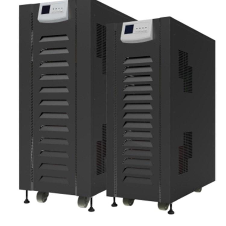 NETCCA  380v三相三进三出ups电源10kva/30kva 逆变器ups电源