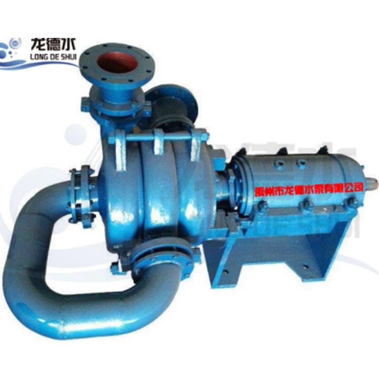 压滤机专用入料泵-高效压滤机给料泵-型号齐全-龙德水泵
