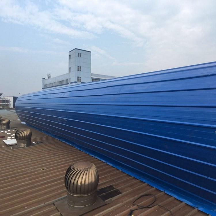 唐山通风天窗型号 屋顶自然通风器选用与安装