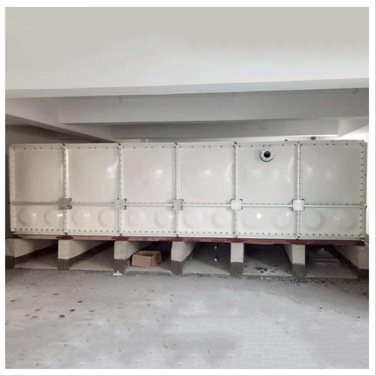 华标直销 搪瓷水箱 组合式水箱 保温水箱