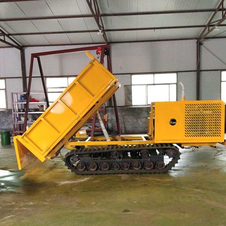 程煤农用履带运输车 小型手扶履带运输车 全地形育苗机