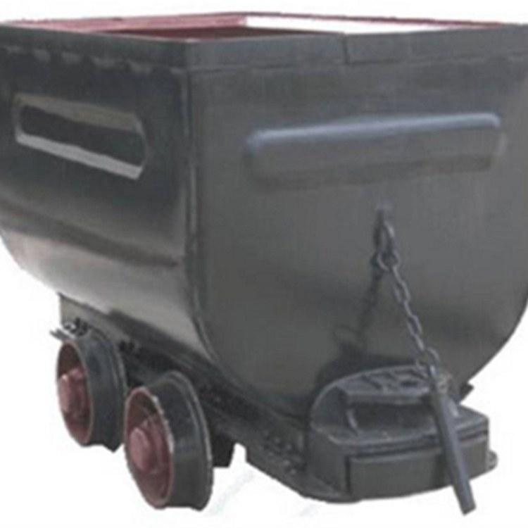 程煤翻斗式矿车 翻斗式底卸式矿车 V形翻斗式矿车
