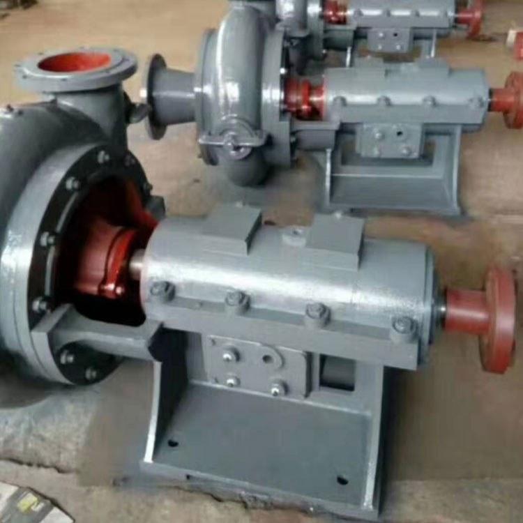 东蓝PW卧式离心泵污水泵无堵塞泵单级单吸泵定制
