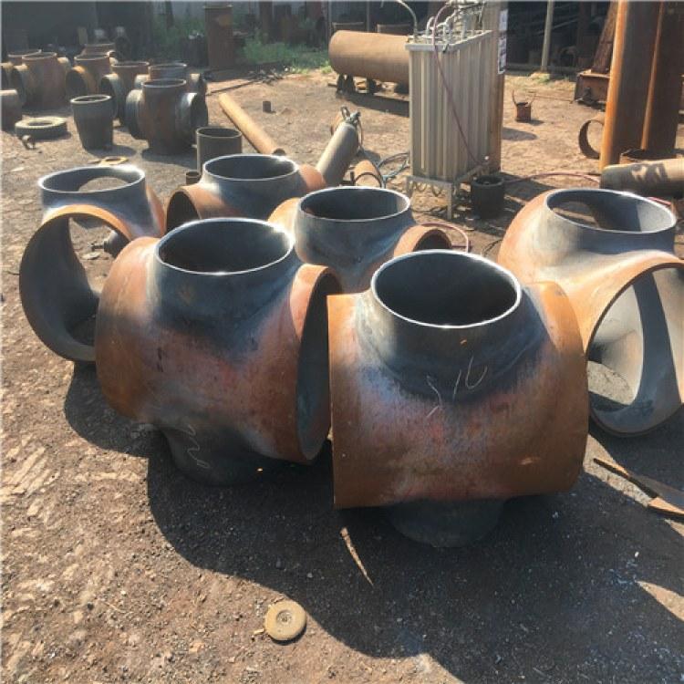 河北信耀 不锈钢无缝四通厂家  焊接大口径四通 玛钢4通