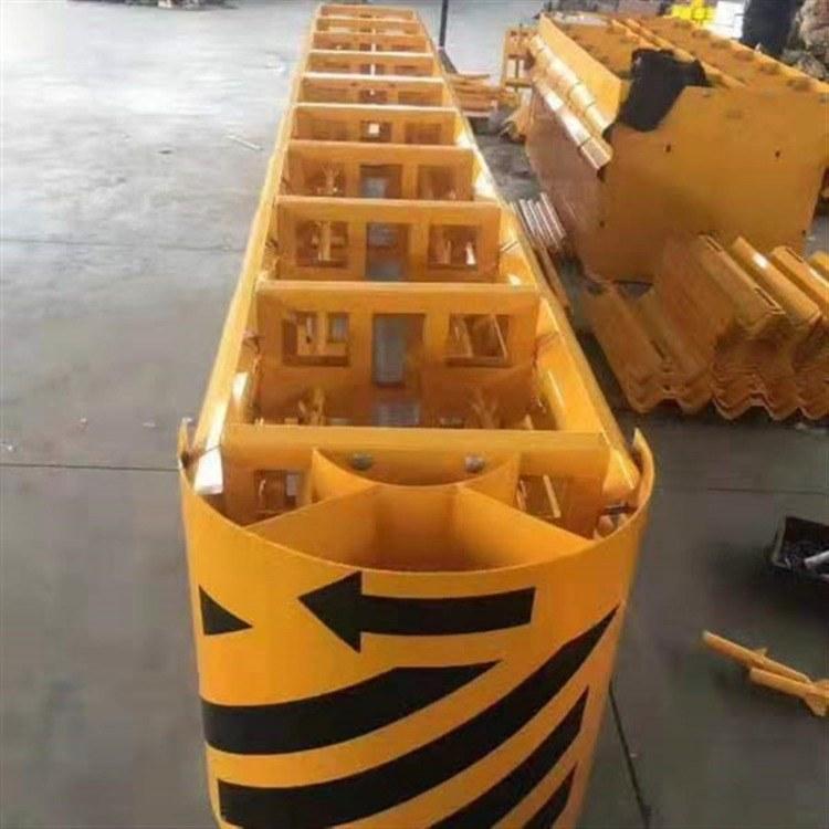 厂家批发  高速公路TS级可导向分流防撞垫