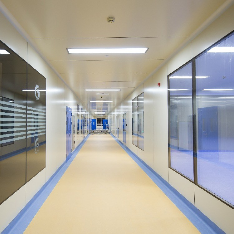 D级洁净室医用疗器械车间 D级洁净室
