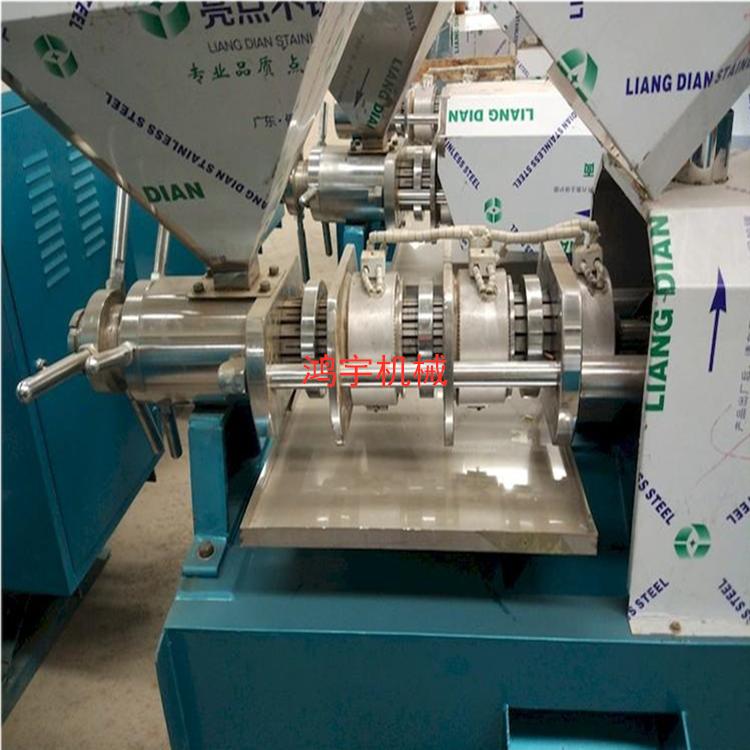 浙江武汉螺旋榨油机商用菜籽油榨油机全自动榨油机