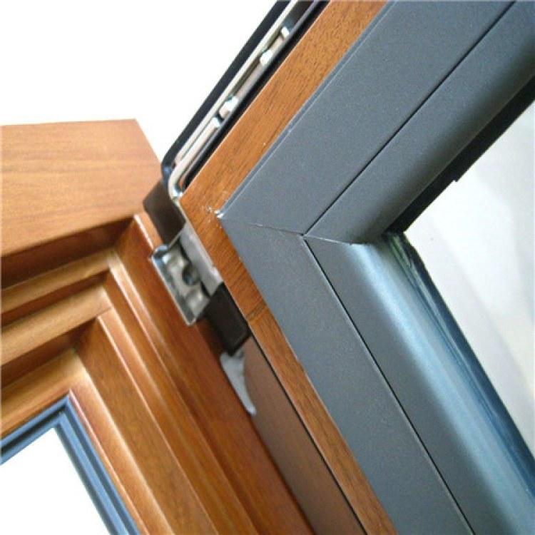 长春木塑铝门窗 木塑铝厂家,吉林省铝包木厂家铝木复合