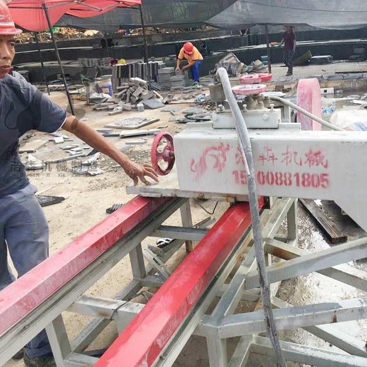 浩犇手推瓷砖切割机瓷砖推刀1200 1500 2000 2500 3000推割刀地砖高精度