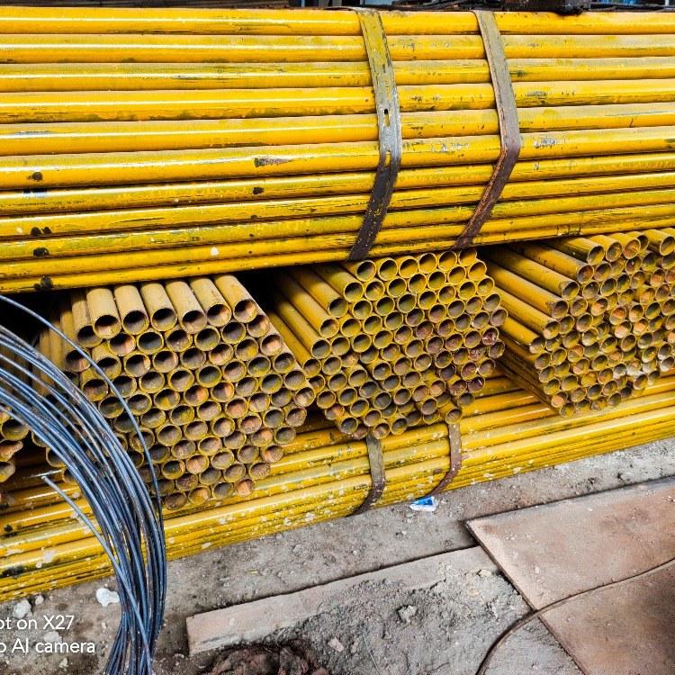 厂家批发供应架子管 脚手架搭架 物美价廉建筑专用架子管