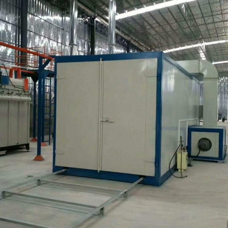 山东厂家定制固化烘干箱 环保涂装烘干设备