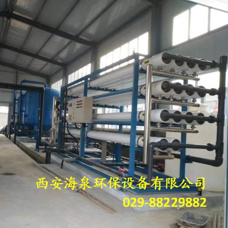 海泉环保 甘肃海绵铁除氧器 西安过滤式除氧设备