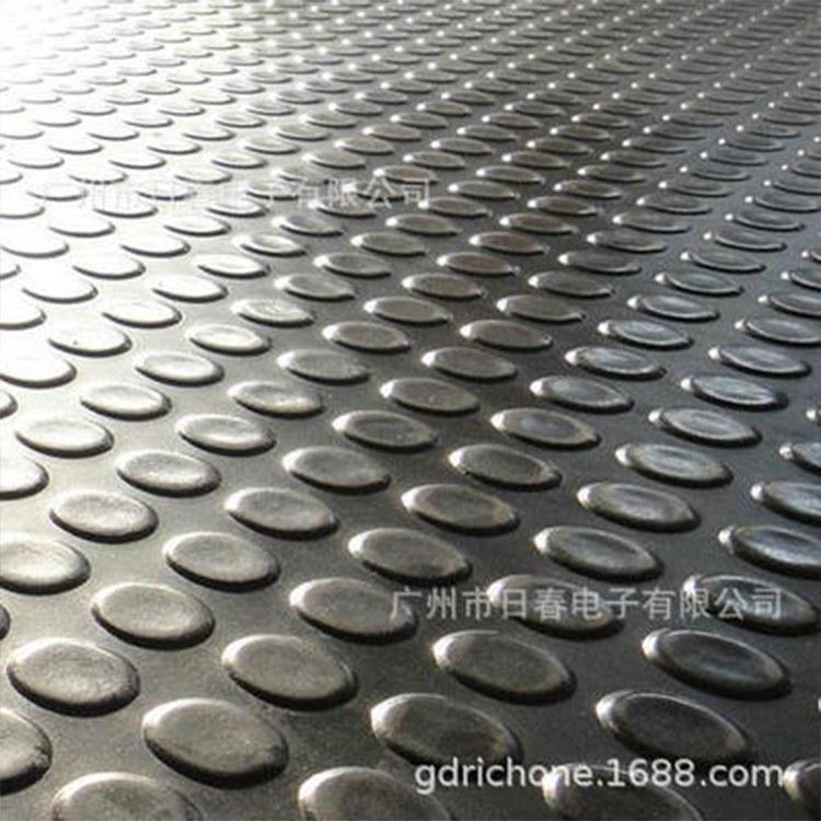 圆点橡胶板 圆扣橡胶板 条纹橡胶板