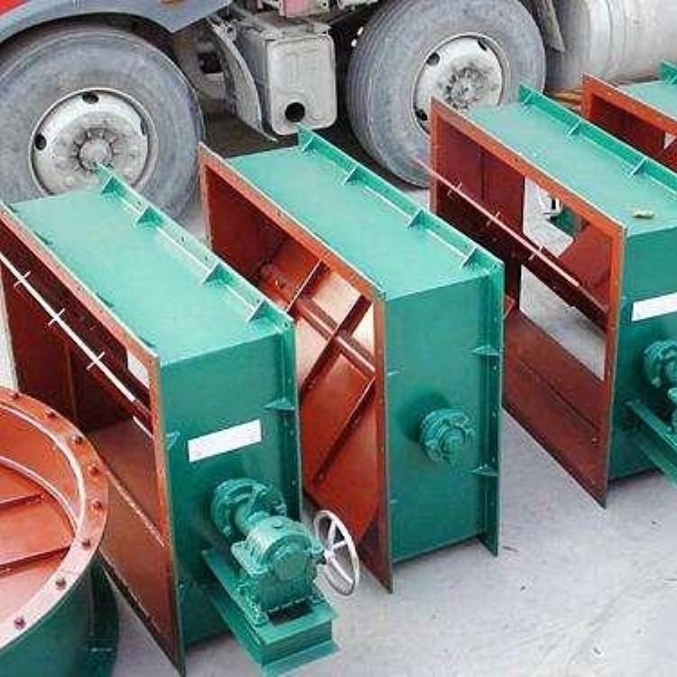 LC-I手动调节插板阀,,手动双向插板阀,,气动扇形盲板阀