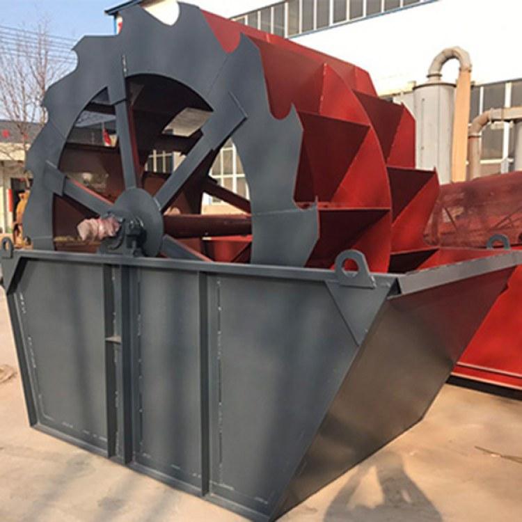 德顺发机械尾矿筛选机 筛沙机移动式细碎机 洗砂机风火轮轮斗式矿砂定做泥浆单双滚筒式震动筛 筛子