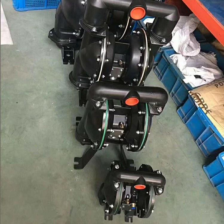 程煤矿用气动隔膜泵 煤矿防爆气动隔离设备 不锈钢气动隔膜泵