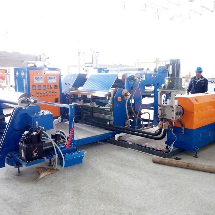 佳源直销JYJ120丁基防水胶带设备    丁基防水卷材生产线