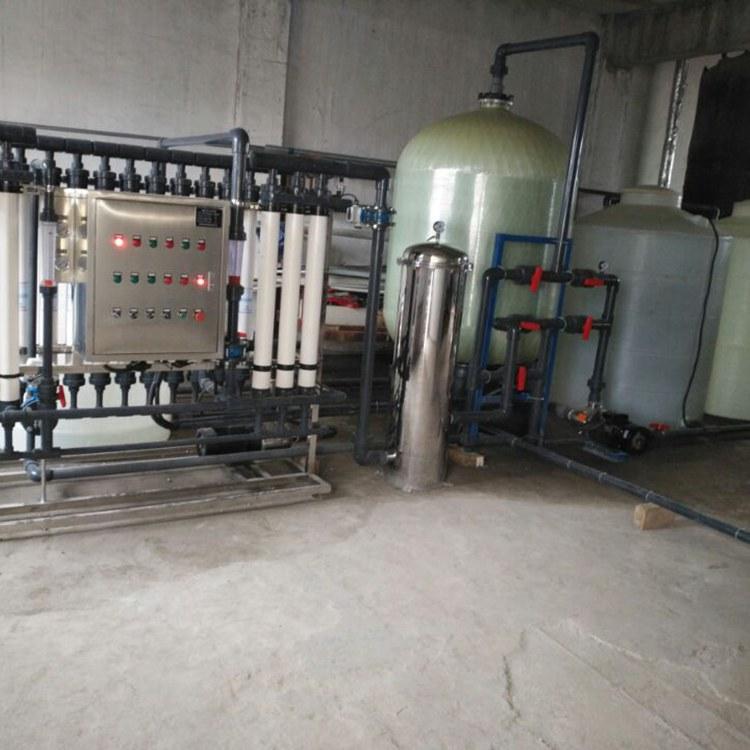 西安海泉环保供应精密过滤器 软化水设备 超滤 反渗透设备