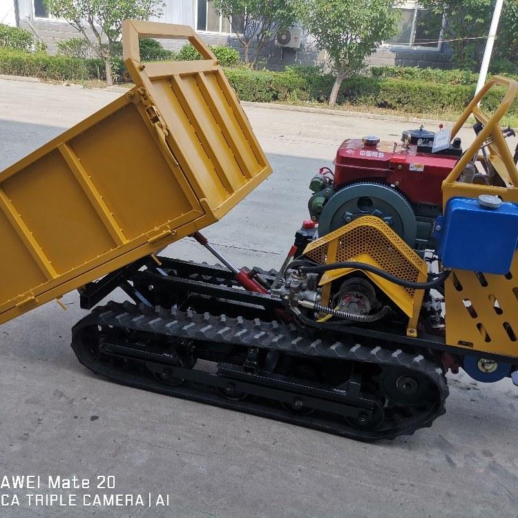 厂家直销现货批发零售田园履带运输车 矿山履带车