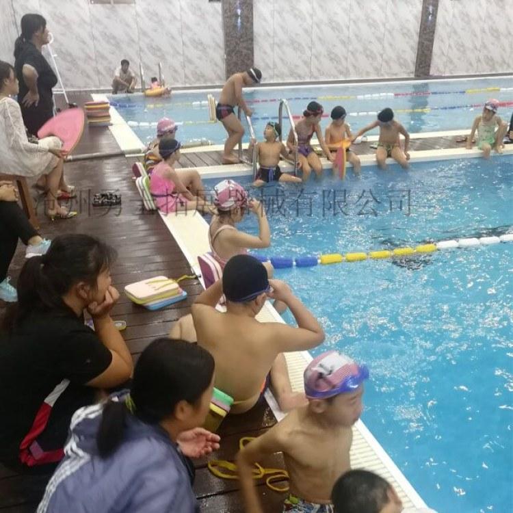 大型儿童专业承建大型室内外游泳池工程