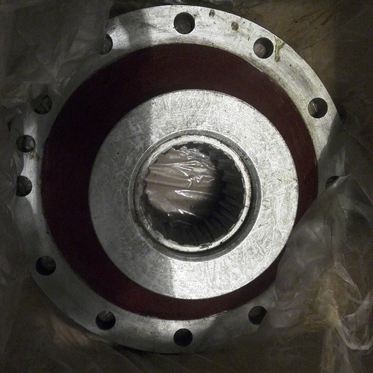 厂家山推配件生产sd16推土机终传动法兰盘16y-18-00022推土机原厂边检配件维修