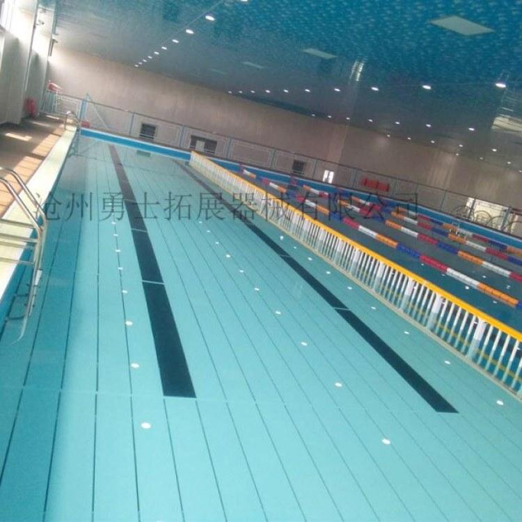 沧州勇士 儿童露天游泳池厂家 厂家直销 工期短 儿童露天游泳池实时价格