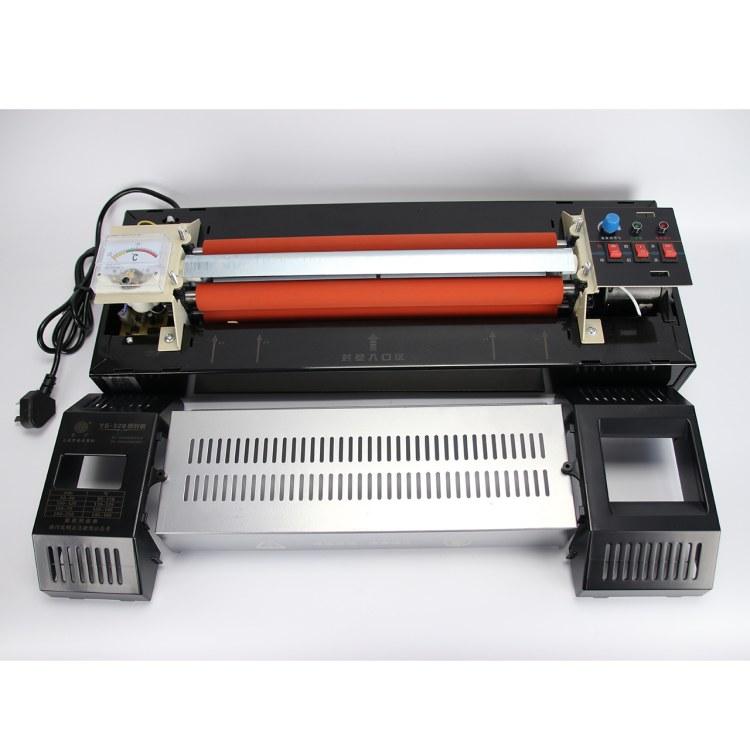 云广-厂家批发供应A3塑封机320过塑机塑封机压膜机热覆膜机名片照片A4裱纸机批量生产
