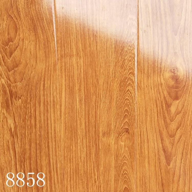 成都建达工程地板厂家12mm环保耐磨工程用位木地板