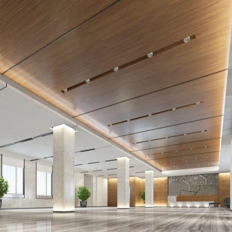筑耀幕墙 上海木纹铝单板厂家 4s店木纹铝单板供应商 厂家直销 免费送样