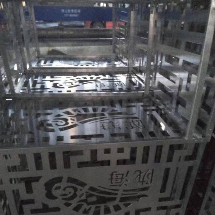 专业幕墙铝单板北京艺术镂空铝单板