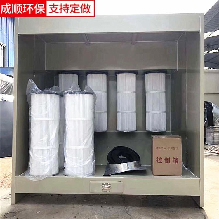 济南成顺专业生产粉末回收机 大量供应塑粉回收机